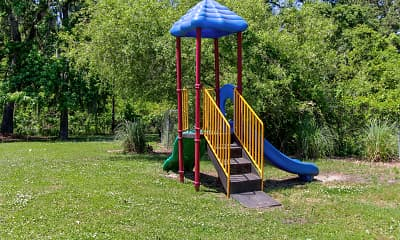 Playground, Chester Place Apartments and Townhomes, 2
