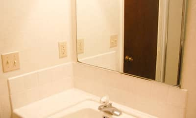 Bathroom, Scottsmen Apartments, 2