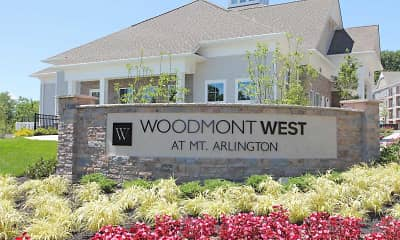Community Signage, Woodmont West at Mount Arlington, 2