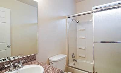 Bathroom, Regency Townhouses, 2
