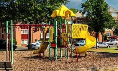 Playground, Oxon Hill Village, 1