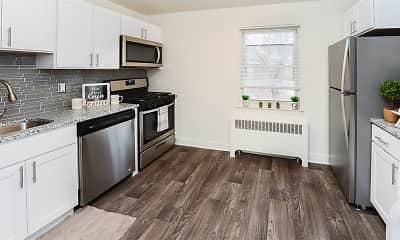 Kitchen, General Greene Village Apartment Homes, 0