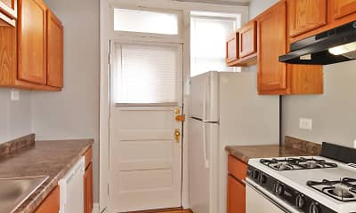 Kitchen, 130-142 N. Humphrey, 1