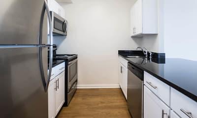 Kitchen, 77 Park Avenue, 1