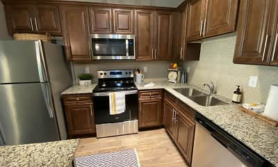 Kitchen, Lake Villas Apartments, 0