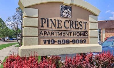 Pine Crest Apartments, 0