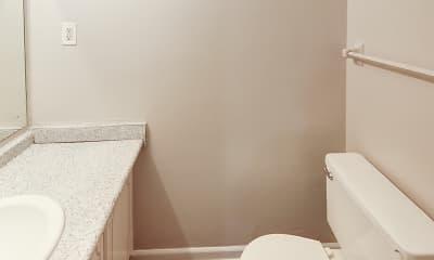Bathroom, THE POINTE, 2