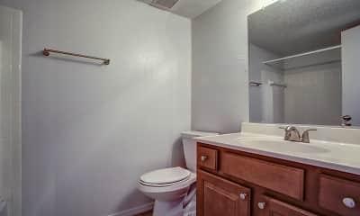 Bathroom, Rolling Oaks, 2