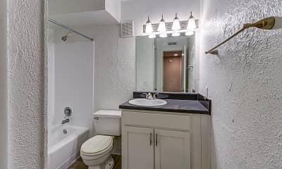 Bathroom, Easton, 2