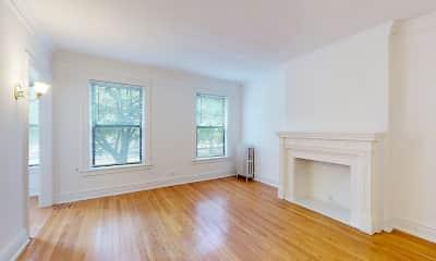 Living Room, 1101 E. Hyde Park Boulevard, 1