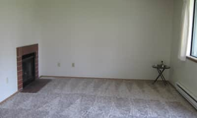 Living Room, Northwood Apartments, 2