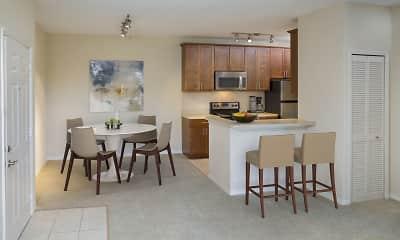 Kitchen, Camden World Gateway, 1
