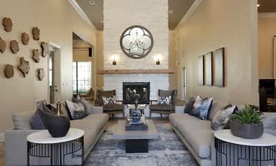 Living Room, The Columns at Westchase, 0