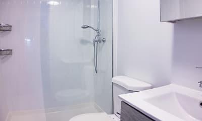 Bathroom, 6134 Kenmore, 2