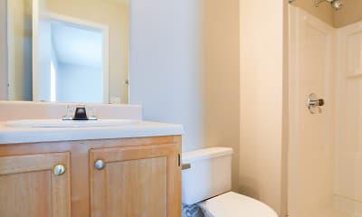 Bathroom, Lexington Station, 2