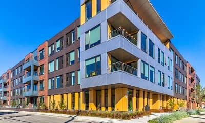Building, 121 Larchmere, 0