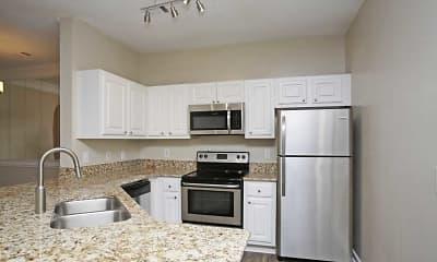 Kitchen, Parkway Vista Apartments, 1