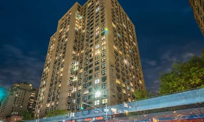Building, Parc East, 2