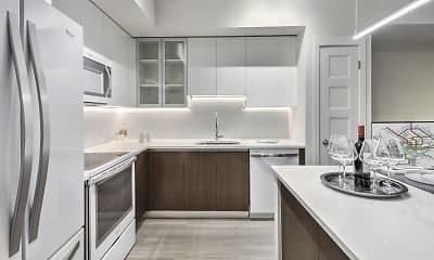 Kitchen, Camden Noma, 0