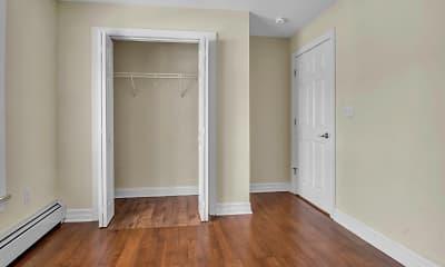Bedroom, 1040 Delaware, 2