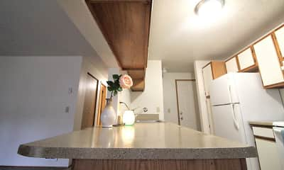 Kitchen, Farisswood Apartments, 1