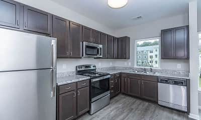 Kitchen, Channel Family of Apartment Homes, 0