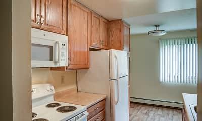 Kitchen, Canda Manor, 1