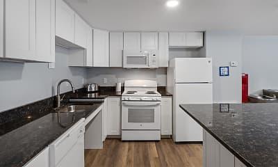 Kitchen, The Arbors Of Battle Creek, 2