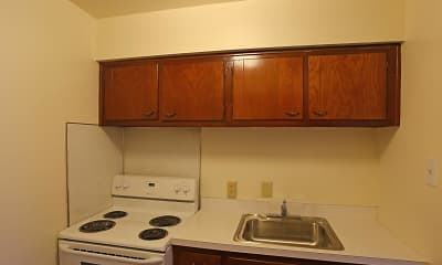 Kitchen, Hanover Manor Senior Apartments, 1