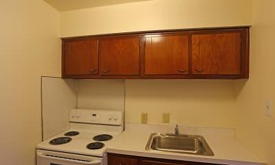 Kitchen, Hanover Manor Senior Apartments, 1