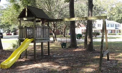 Playground, Wando East, 2