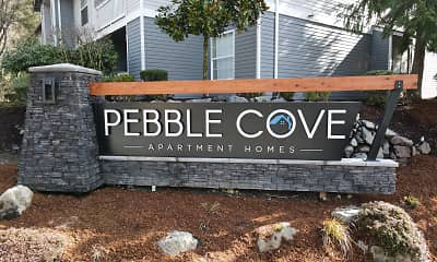 Community Signage, Pebble Cove, 2