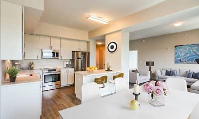 Kitchen, Summer House - Stamford, 1