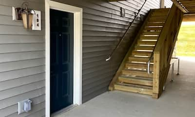 Patio / Deck, Campbell Landing, 2