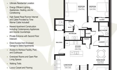 Hickory Grove Apartments, 2