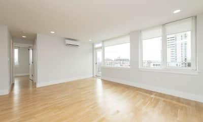 Living Room, 334 Harvard, 1