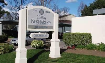 Building, Casa Bernardo, 1