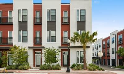 Building, Mirrorton Apartments, 0