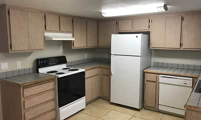 Kitchen, Cedar Park Apartments, 0