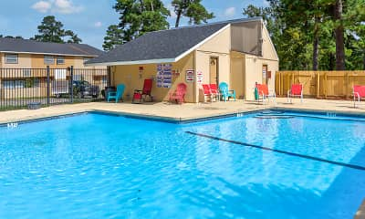 Pool, Hidden Oaks I, 0
