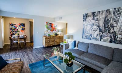 Living Room, 2900 Lux, 1