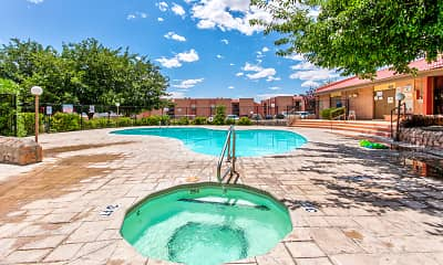 Pool, Sierra Verde Apartments, 0