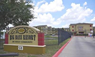 Pool, Big Bass Resort, 2
