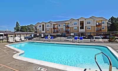 Pool, Webster Ridge Apartments, 1