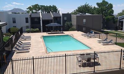 Pool, Mountain Vista, 1