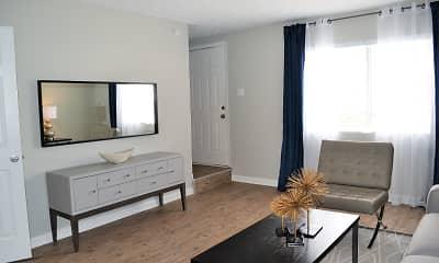 Living Room, The Life at Harrington Park, 1