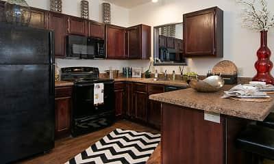 Kitchen, The Links at Kansas, 1