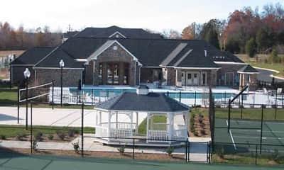 Pool, Ethan Pointe, 0