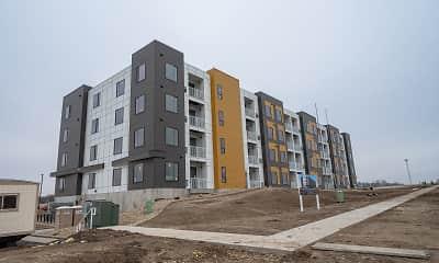 Building, Flats 55, 2