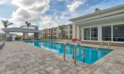 Pool, The Reserve at Vero Beach, 1